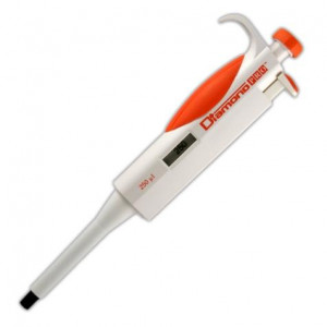 Pipette, Diamond PRO, Fixed Volume, 250uL, Orange