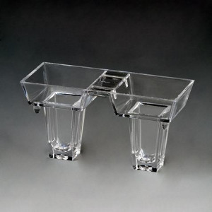 ORGANON TEKNIKA: Test Trays, for use with the Coag-A-Mate XM analyzer, 100/Box, 10 Boxes/Case