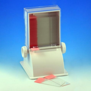 Slide Dispenser for up to 72 slides