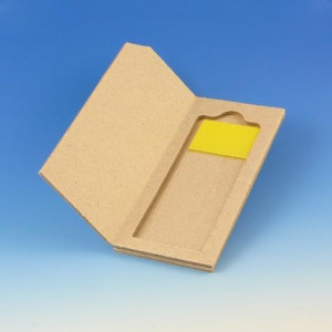 Slide Mailer, Cardboard, for 1 Slide, 100/Box, 10 Boxes/Unit