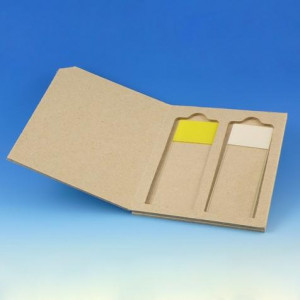 Slide Mailer, Cardboard, for 2 Slides, 50/Box, 20 Boxes/Unit