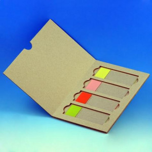 Slide Mailer, Cardboard, for 4 Slides, 50/Box
