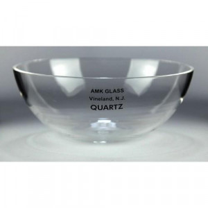 Evaporating Dish, 300mL, QUARTZ (ea)