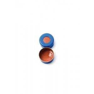Blue Crimp Seal 11mm, PTFE/Red Rubber Septum (100/pk)