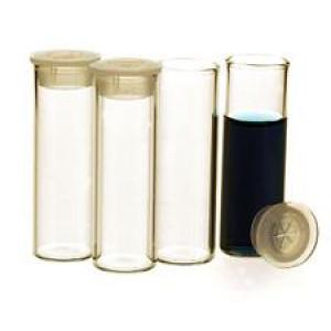 4mL Water Clear Secap Vial w/Closure, for Water 48 (100/pk)