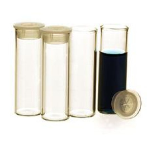 PP Vial w/Secap Vial 4ml - {15x45mm} (100/pk)