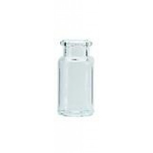 10mL Clear Headspace Crimp Vial, 23 x 46mm (100/pk)