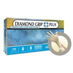 MICROFLEX DGP-350-M DMND GRP PLUS LTX (100/bx, 10bxs/cs)