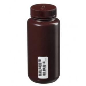 16oz Amber Nalgene WM Bottle, Certified (48/cs)